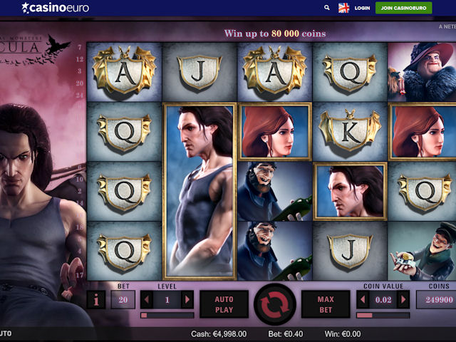 CasinoEuro screenshot 4