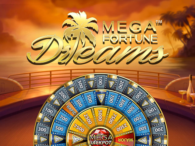 Klassisk slotmaskin Mega Fortune Dreams