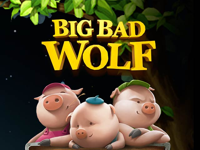 Nya spelautomater - Big Bad Wolf