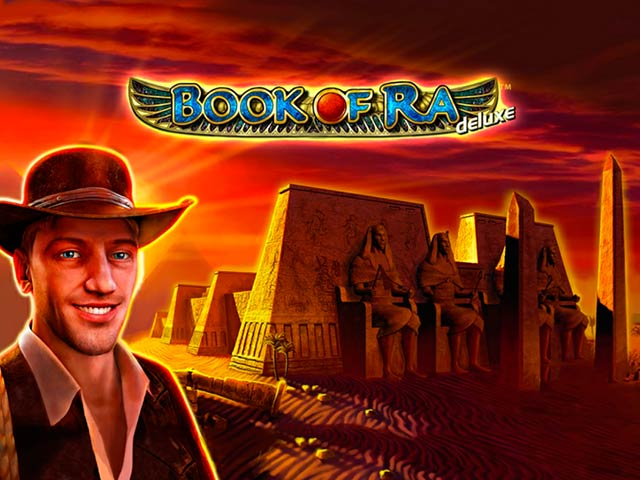 Ökenslot Book of Ra Deluxe