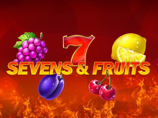 Sevens&Fruits Playson