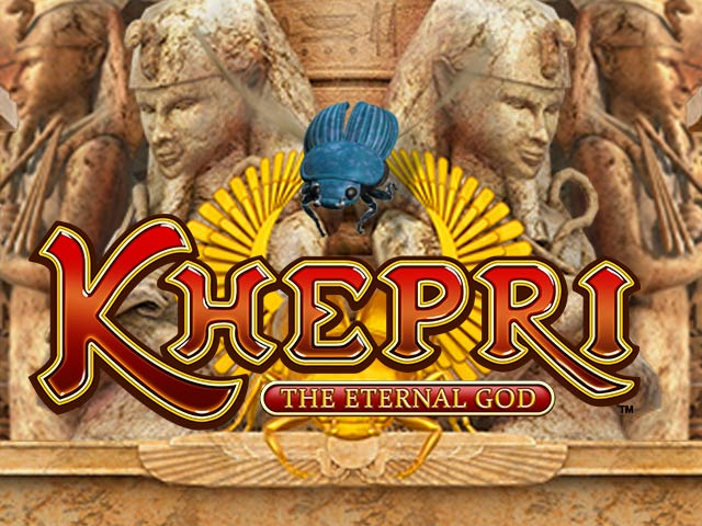 Video slot Khepri