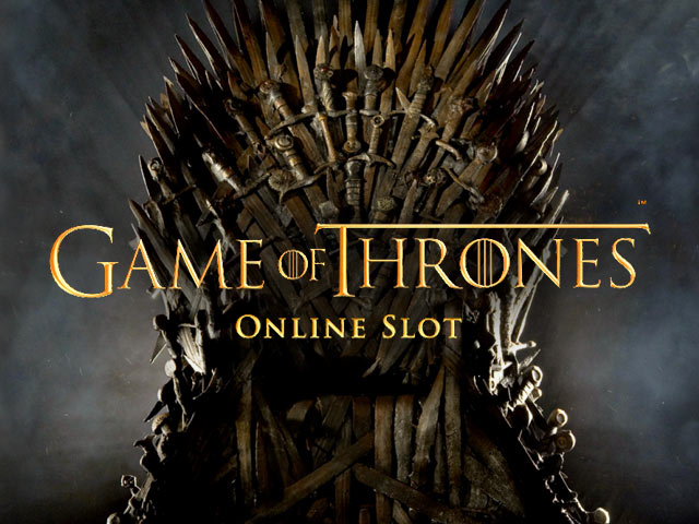 Licensierad filmslot Game of Thrones