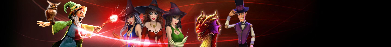Slots med magi och mytologi